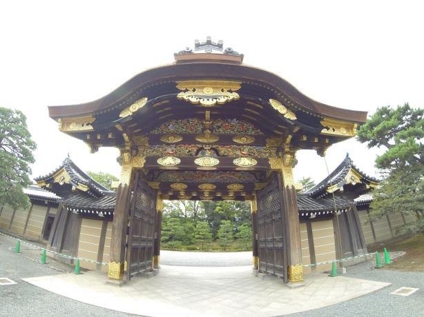 Inner gate, Nijo-jo