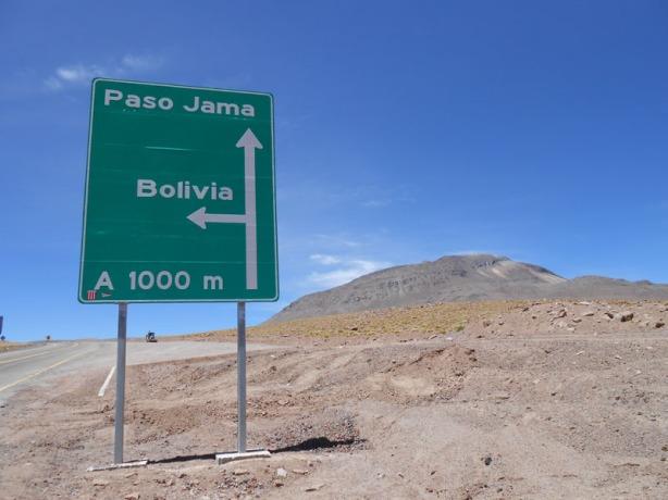 Bolivia!