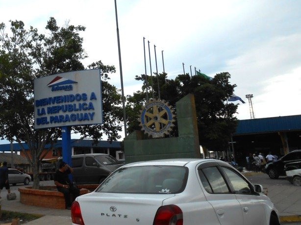 Bienvenidos a Paraguay!